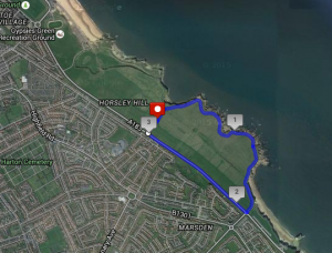 Summer 3km Route